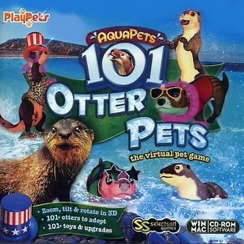 Selectsoft Publishing Aquapets 101 Otter Pets Enjoy Full 3D Environments Go Underwater Popular - 1