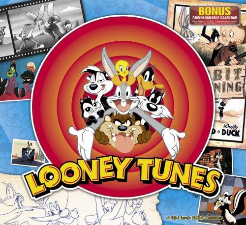 2014 Looney Tunes Wall Calendar