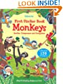 Monkeys (Usborne First Sticker Books)