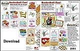 ScrapSMART - Baseball Game - Clip Art Software Collection - Jpeg & PDF files for Mac [Download]