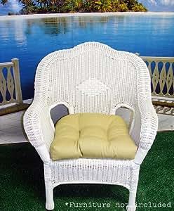 Amazon Wicker Furniture Outdoor Patio Chair Cushion