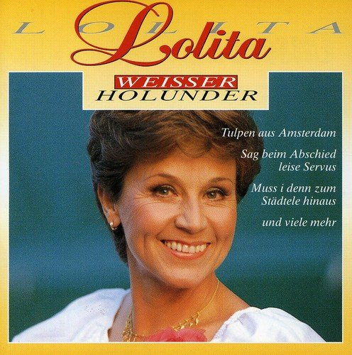 Weisser Holunder (German Singers compare prices)