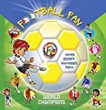 Eric Verschueren Football Fan 2014 Football World Cup Activity,Games, Stickers, Scorecard, Facts Book