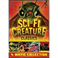 Sci-Fi Creature Classics 4-Pack (20 Million Miles to Earth / The Giant Claw / It Came From Beneath the Sea / Mothra) [Import]