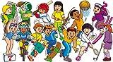 Sport-Kids!-Bulletin-Board