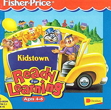 Ready For Learning: Kidstown