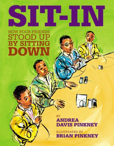 Sit-In: How Four Friends Stood Up by Sitting Down (Jane...