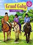 Grand Galop, Tome 1 : Silence, on tou...