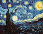 Starry Night by Vincent Van Gogh Post...