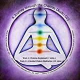 Audio CD A Journey Through The Chakras An Explanation Guided Meditation words music FREE P P in UK