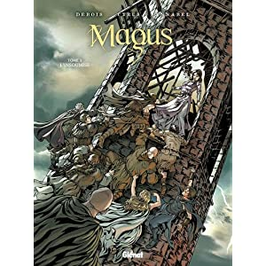 Magus, Tome 3 : L'insoumise