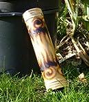 Burnt Style Bamboo Rainstick (20cm) -...