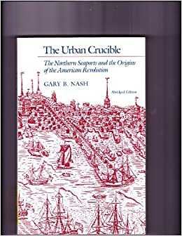 the urban crucible book review