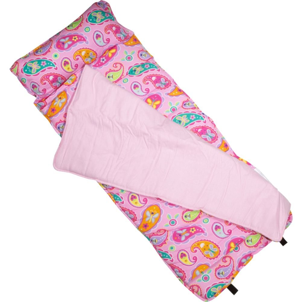 Diary of a wimpy kid collector s hello kitty folding chair adult - Wildkin Original Pink Paisley Nap Mat