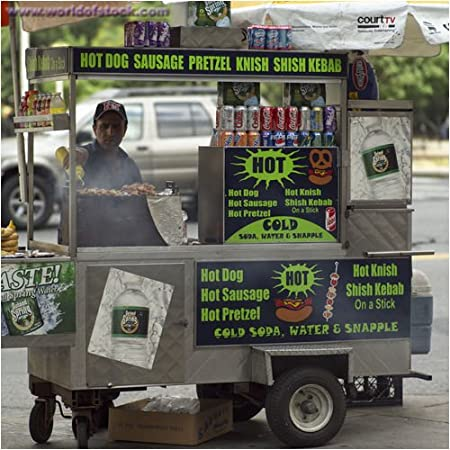 Business Plan: Hot Dog Vender Cart Service NEW!