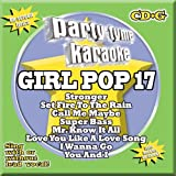 Party Tyme Karaoke: Girl Pop 17