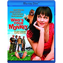 Who's Your Monkey? [Blu-ray]