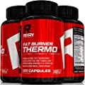 Fat Burner Thermo+ - Powerful Thermogenic for Weight Loss & Energy for Men and Women - Includes Acetly L-Carnitine, Green Coffee, Garcinia & Yohimbine to Increase Metabolism - 120 Vegetable Capsules