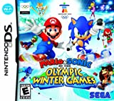 Nintendo Ds Mario & Sonic at the Winter Olympic Games / Game [DVD AUDIO]