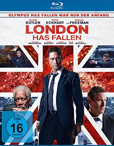 London Has Fallen [Alemania] [Blu-ray]