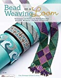 img - for Bead Weaving on a Loom: Techniques and Patterns for Making Beautiful Bracelets, Necklaces, and Other Accessories (Design Originals) by Porter, Carol, Ortmeyer, Fran (2013) Paperback book / textbook / text book