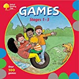 Oxford Reading Tree: Stages 1-3: Games (Oxford Reading Tree)