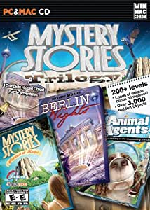 Mystery Stories Trilogy - Standard Edition