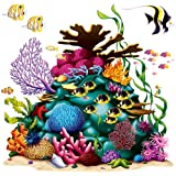 Coral Reef Prop (3 fish included) Party Accessory  (1 count) (1/Pkg)