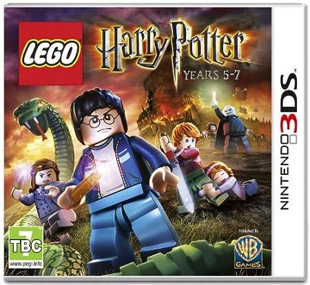 Lego Harry Potter Years 5-7 (Nintendo 3DS)