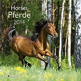 Pferde 2014 Broschürenkalender
