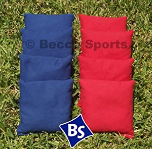 Standard Bags Color: Red and Royal Blue