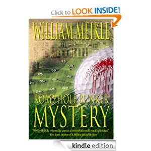 The Road Hole Bunker Mystery William Meikle