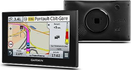 Garmin NÜVI 2589 LM EU GPS Eléments Dédiés à la Navigation Embarquée Europe Fixe, 16:9