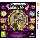 Professor Layton and the Miracle Mask (Nintendo 3DS)by Nintendo