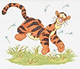 Janlynn Cross Stitch Kit, Tigger Watercolor