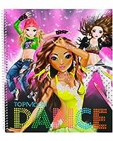 Album de coloriage TOPModel DANCE Special