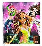 Album de coloriage TOPModel DANCE Special...