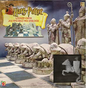 Harry Potter Sorcerer's Stone Chess Set (2002)