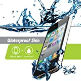 iOttie Waterproof Skin Case Cover Pouch for iPhone 4S, 4 Multi Purpose Protective Skin for Underwater Activity, Fishing, Ski, Snowboarding, Sand-proof, Dustproof, Bath Tub