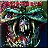 Iron Maiden The Final Frontier new Official 76mm x 76mm Fridge Magnet
