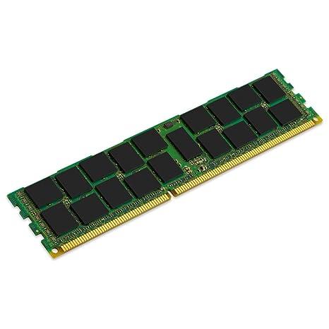Kingston KVR16LR11D4K3/48 RAM 48Go 1600MHz DDR3L ECC Reg CL11 DIMM Kit (8x16Go) 1.35V, 240-pin