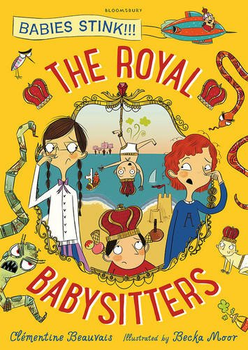 The Royal Babysitters (Royal Babysitters 1)
