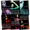 Mercy Thompson Collection Patricia Briggs 6 Books Set Pack RRP: �49.72 (Moon Called, Blood Bound, Iron Kissed, Silver Borne, River Marked, Bone Crossed)