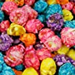 Popcorn Assorted Flavor Rainbow Colors 2lbs