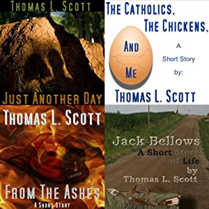The Short Stories of Thomas L. Scott Audiobook