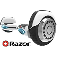 Razor Hovertrax 2.0 Hoverboard Self-Balancing Smart Scooter (White)