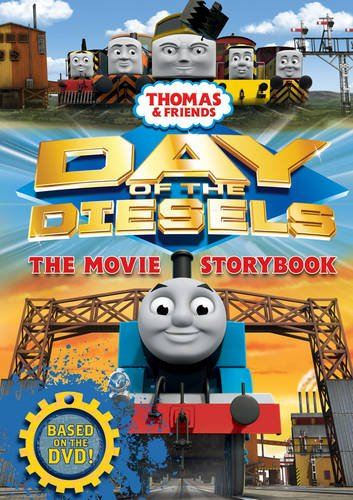 Day of the Diesels: The Movie Storybook (Thomas & Friends)