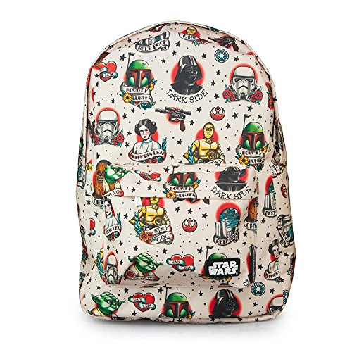 Star Wars Tattoo Style Backpack