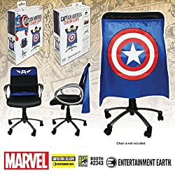 Captain America Chair Cape - Convention Exclusive