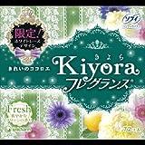 【まとめ買い】ソフィ Kiyora フレグランス フレッシュ 72枚 ×2セット